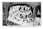 Click here to enlarge image and see more about item HI0218A3-2006: 1926 CHICAGO THEATER W/WHEELED STAGES Mag. Article