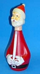 Click here to enlarge image and see more about item HO1001AA1: Vint. BOBO BUBBLES SANTA Soakie/Bubble Bath