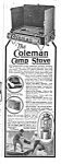 Click here to enlarge image and see more about item MAD030507D5: 1924 COLEMAN CAMP STOVE Magazine Ad