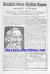 Click here to enlarge image and see more about item MAD051407F8: 1913 NERVE VITALIZER Quack Medicine Ad