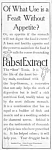 1904 PABST EXTRACT Pre-Prohibition Magazine Ad