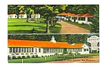 1950s HOWARD JOHNSON, W. Thornton, N.H.  Postcard