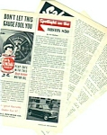 Click here to enlarge image and see more about item MAU113006F2: 1960 AUSTIN 850 CAR Magazine Article