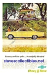 Click here to enlarge image and see more about item MAU120406F7: 1962 Chevy CHEVROLET II NOVA 400 Coupe Auto Magazine Ad