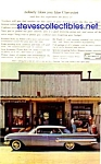 Click here to enlarge image and see more about item MAU120406H2: 1960 Chevy CHEVROLET IMPALA Auto Magazine Ad