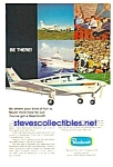 Click here to enlarge image and see more about item MAV120406F2: 1970 BEECHCRAFT Musketeer AIRCRAFT Aviation Ad