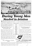 Click here to enlarge image and see more about item MAV122806E5: 1927 American Aviation School LEARN TO FLY Ad