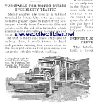 Click here to enlarge image and see more about item MBU030707G2: 1927 NYC BUS - Turntable Mag Article L@@K!