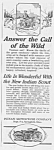 Click here to enlarge image and see more about item MC0526AA1: 1924 HARLEY DAVIDSON Motorcycle Ad