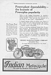 Click here to enlarge image and see more about item MC1007D: 1920 INDIAN MOTORCYCLE Ad