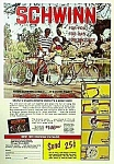Click here to enlarge image and see more about item MC1029A1: 1978 Color SCHWINN BICYCLE Mag. Ad