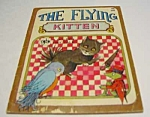 THE FLYING KITTEN Golden Tiny Tales Book