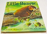 Click here to enlarge image and see more about item MCHBK1123F4: LITTLE BEAVER Jr. ELF BOOK
