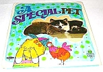 Click here to enlarge image and see more about item MCHBK1129A2: A SPECIAL PET - Tell-A-Tale Book
