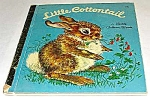 Click here to enlarge image and see more about item MCHBK1129G8: LITTLE COTTONTAIL - Little Golden Book