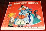 MOTHER GOOSE Tip-Top Elf Book #8647