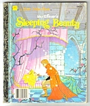 Click here to enlarge image and see more about item MCHBK120406C2: Disney SLEEPING BEAUTY Little Golden Book