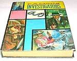 FAMOUS INVESTIGATORS Whitman Book