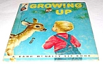 GROWING UP -  Elf Book - 1959