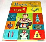 Click here to enlarge image and see more about item MCHBK1209I9: 1961 BOYS ARE FOR NOISE Young Catholics Book