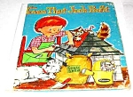 Click here to enlarge image and see more about item MCHBK1227F7: HOUSE THAT JACK BUILT Tell-A-Tale Book