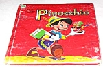 PINOCCHIO Tell-A-Tale Book - 1961