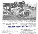 Click here to enlarge image and see more about item MCI030507B8: 1929 LOOP-THE-LOOP Automobile THRILL SHOW