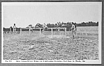1940s FORT GEO G MEADE US ARMY Postcard