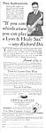 Click here to enlarge image and see more about item MMU121806B8: 1926 Lyon and Healy SAXOPHONE Music Room Ad