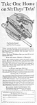 Click here to enlarge image and see more about item MMU122106E6: 1927 Buescher SAXOPHONE-Trombone+Music Room Ad