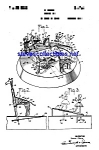 Click here to enlarge image and see more about item MPAT042108A1: Patent Art: 1920s Marx CIRCUS TOY