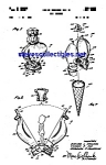 Patent Art: 1960s MATTEL LIDDLE KIDDLES Doll Holder