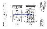 Patent Art: 1890's Small Candy Molds