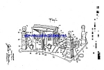 Patent Art: 1930s marx Toy Gas Station
