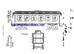 Click to view larger image of Patent Art: 1890s Ives Toy Train Car (Image1)