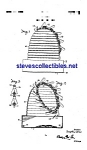 Click here to enlarge image and see more about item MPAT050508A8: Patent Art: 1940s Bee Hive Toy Bank