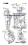 Click here to enlarge image and see more about item MPAT051208A3: Patent Art: 1930s Military Robot B