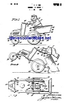 Click here to enlarge image and see more about item MPAT051208A6: Patent Art: 1930s Lohr Character Tin Toy