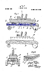 Click here to enlarge image and see more about item MPAT051208B1: Patent Art: 1920s Ocean Liner Toy