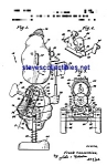 Click here to enlarge image and see more about item MPAT051208B6: Patent Art: 1960s Hasbro Walking Mr Potato Head