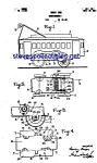 Click here to enlarge image and see more about item MPAT051208B8: Patent Art: 1920s Chein Streetcar Tin Toy Windup