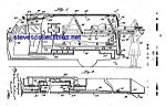 Click here to enlarge image and see more about item MPAT051208C8: Patent Art: 1940s Ambulance Vehicle