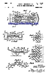 Patent Art: 1970 Hot Wheels Diecast Car Toy