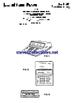 Click to view larger image of Patent Art: 1970s Electronic Calculator (Image1)