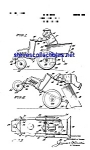 Click here to enlarge image and see more about item MPAT060908C4: Patent Art: 1930s Marx Character Tin Windup Toy