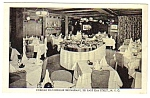 1950s SWEDISH RATHSKELLER RESTAURANT New York Postcard