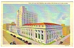 1944 OKLAHOMA CITY, Oklahoma Post Office Postcard