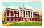 1944 FORT SMITH, Arkansas Post Office Postcard
