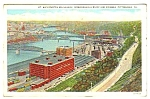 1932 Mt. WASHINGTON BLVD, Pittsburg PA Postcard