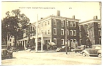 Click here to enlarge image and see more about item MPC121806B7: 1948 WOLFES TAVERN, Newburyport, Massachusetts Postcard